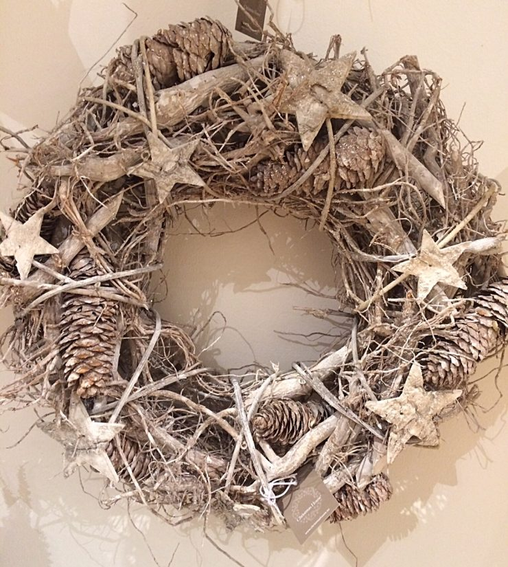 white-wreath