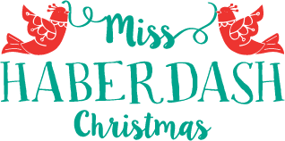 Miss Haberdash Christmas