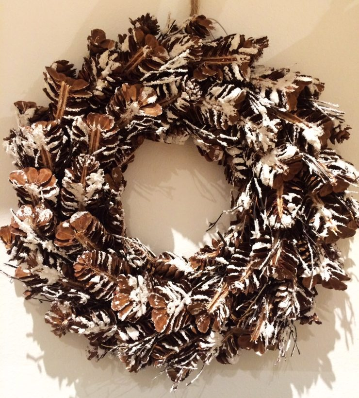 brown-pinecone