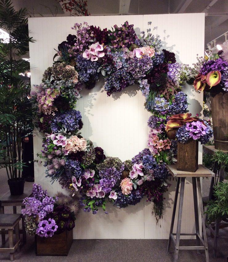purple-wreath